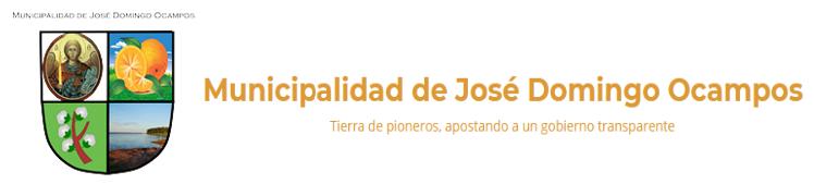 Municipalidad de José Domingo Ocampos